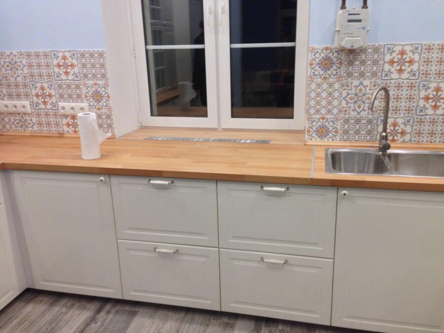 Декоративная штукатурка на кухне – создание уникального интерьера